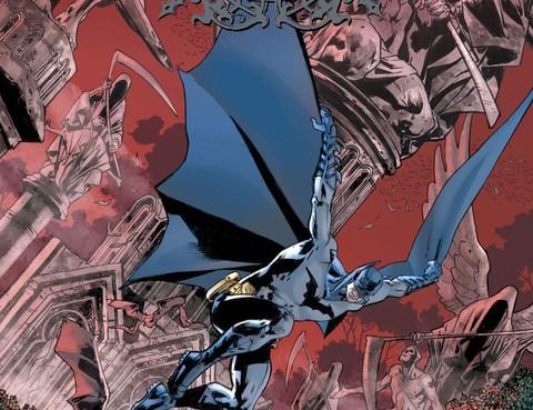 蝙蝠俠之墓